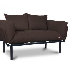 Kombin Kanepe, Siyah|Kahverengi|Kahverengi